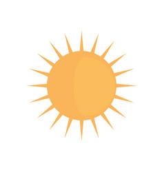 sun day funny sunny image vector image