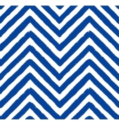 Chevron blue seamless pattern vector