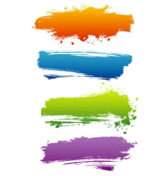 ink vector image vector image