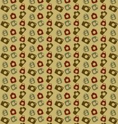 Camera icon pattern vector image