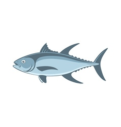 Tuna fish vector