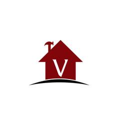 Real estate solution initial v vector