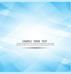 blue abstract background composed of blue vector image