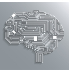 Circuit board brain vector