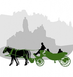 Carriage3 vector