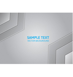Abstract gray concept design template background vector