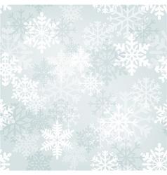 Snowflakes wallpaper vector