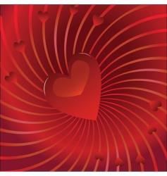 Valentine background romance vector