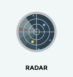 Radar vector
