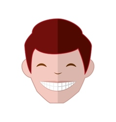 Man icon Avatar cartoon graphic vector image