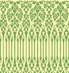 Seamless vine pattern vector