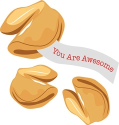 You are awesome vector