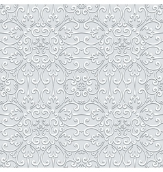 Abstract grey pattern vector
