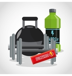 Protein supplement design vector