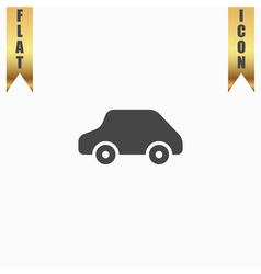 toy Car logo template icon vector image