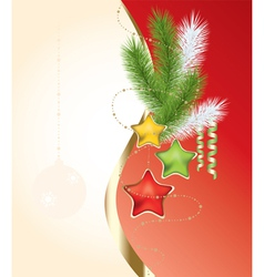 Abstract xmas background vector