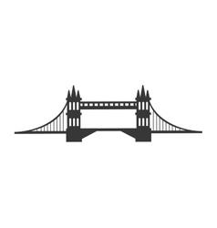 London bridge england design vector