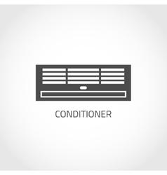 Air condition icon vector image