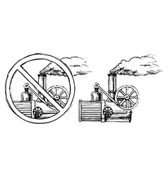 Steamer vector