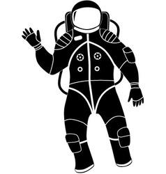 Astronaut clip-art vector