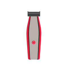 Hair clipper icon trimmer barber electric beard vector