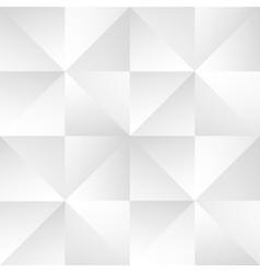 Seamless gray geometric background vector