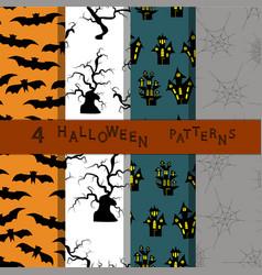 The theme halloween vector