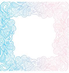 Background frame vector
