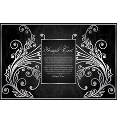 background with pattern vector image vector image