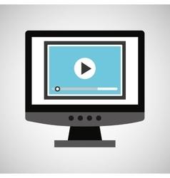 programming coding computer video vector image