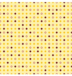 retro farm seamless pattern vector image