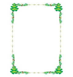 Frame tree vector