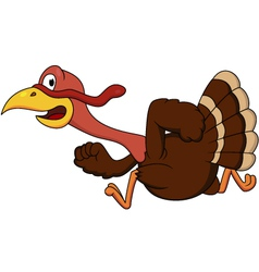 Turkey cartoon vector