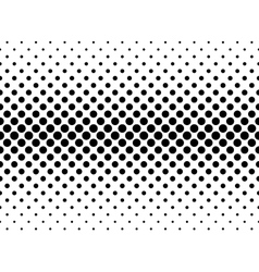 Abstract halftone texture background of vector image vector image