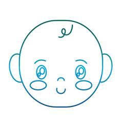 Baby jesus icon vector