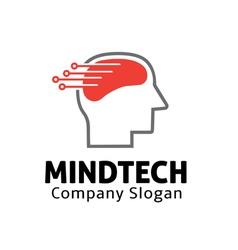 Mindtech design vector