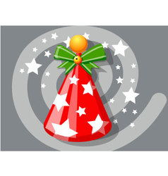 Hat icon christmas vector