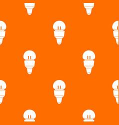 Reflector bulb pattern seamless vector