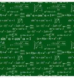 formula seamless vector image