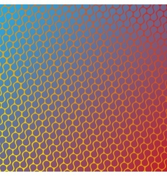 Abstract background with gradient vector