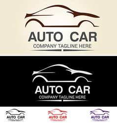 Car logo 1 vector