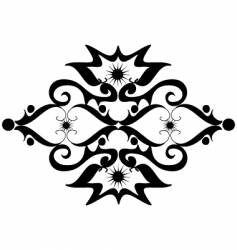 ornament graphics vector image