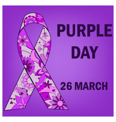 Background-purple-day vector