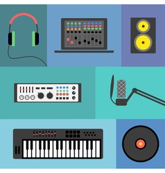 Musicproduction2 vector