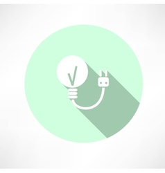 Energy concept vector image