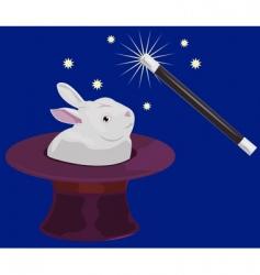 Magic illustration vector
