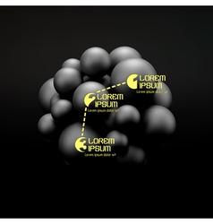 3d concept vector