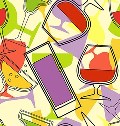 Alcoholbackground vector