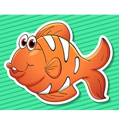 Clownfish vector image vector image