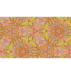 Seamless kaleidoscope pattern vector